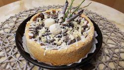 Amerikkalainen juustokakku suklaa 4m